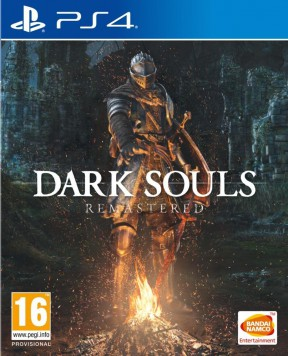 Dark Souls: Remastered PS4 Cover