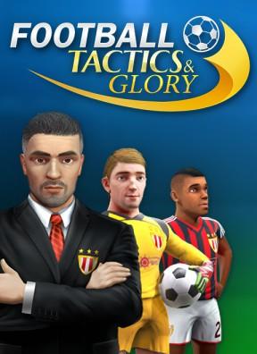 Football Tactics & Glory PC Cover