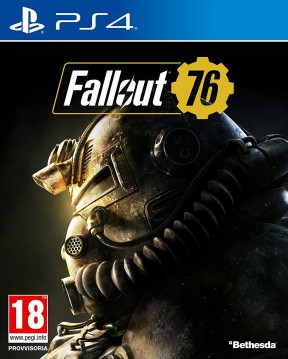 Fallout 76 PS4 Cover