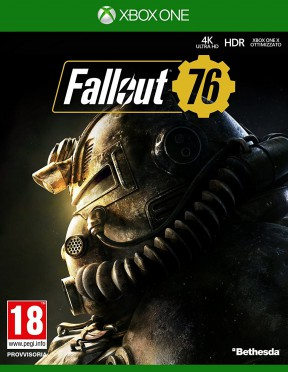 Fallout 76 Xbox One Cover