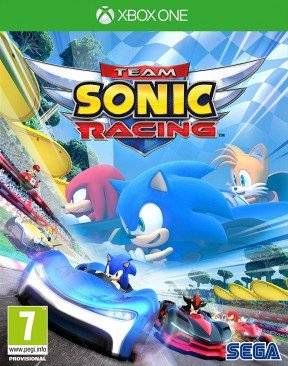 Team Sonic Racing Xbox One Cover