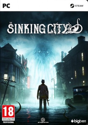The Sinking City PC Cover