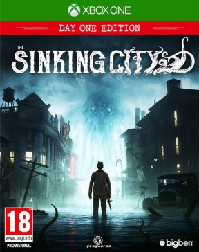 The Sinking City Xbox One Cover