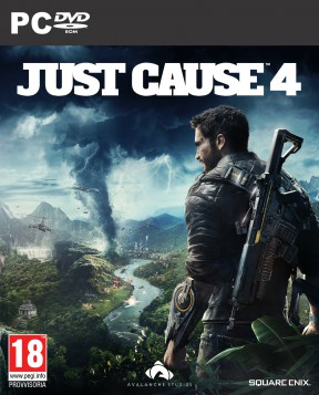 Just Cause 4 PC Cover
