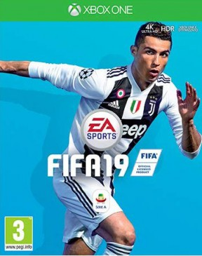 Fifa 19 Xbox One Cover