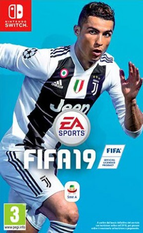 Fifa 19 Switch Cover