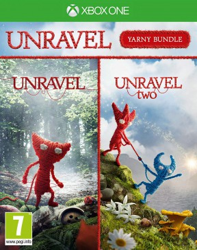 Unravel 2 Xbox One Cover