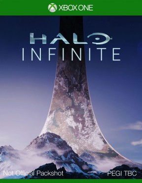 Halo Infinite Xbox One Cover