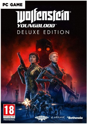 Wolfenstein: Youngblood PC Cover