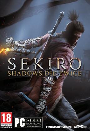 Sekiro: Shadows Die Twice PC Cover