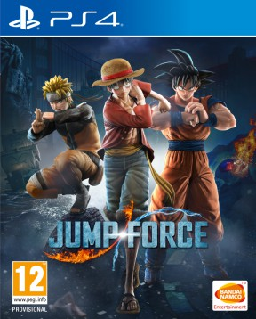 Jump Force PS4 Cover