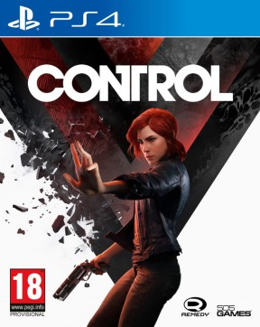 Control PS4 Cover