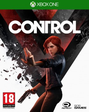 Control Xbox One Cover