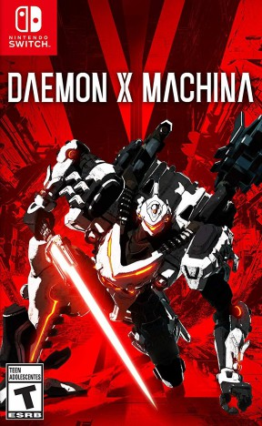 Daemon X Machina Switch Cover