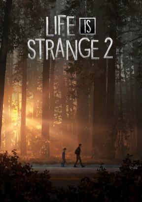 Life is Strange 2 Xbox One Cover