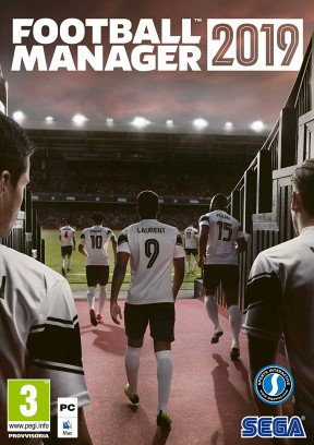 Football Manager 2019 PC Cover