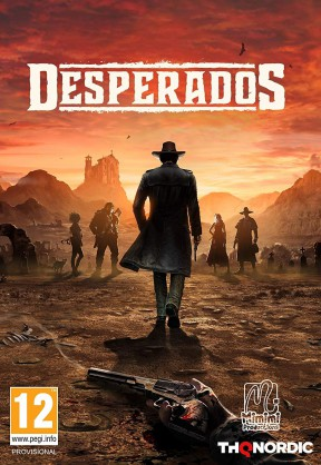 Desperados 3 PC Cover