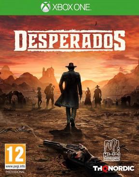 Desperados 3 Xbox One Cover