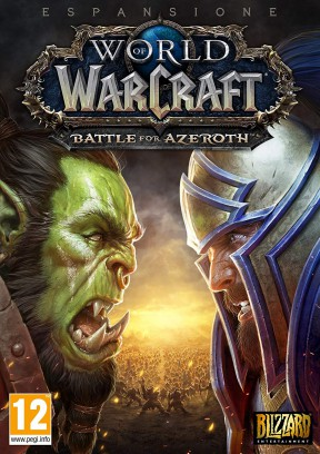 World of Warcraft: Battle for Azeroth PC Cover