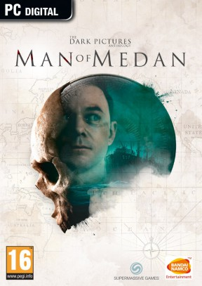 The Dark Pictures: Man of Medan PC Cover