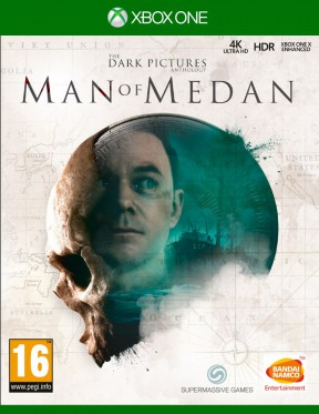 The Dark Pictures: Man of Medan Xbox One Cover