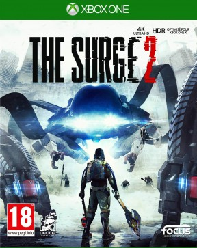 The surge 2 Xbox One Cover