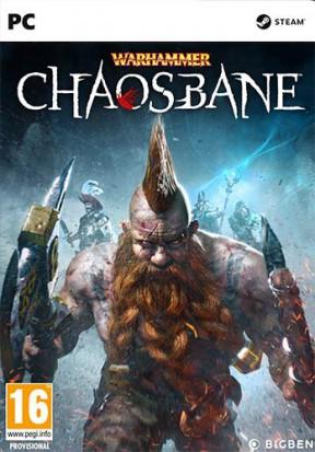 Warhammer: Chaosbane PC Cover