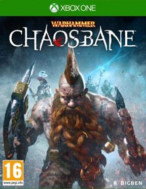 Warhammer: Chaosbane Xbox One Cover