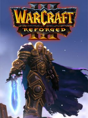 Warcraft Reforged PC Cover