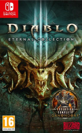 Diablo III - Eternal Collection Switch Cover