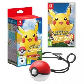 Pokémon: Let's go, Pikachu! Switch Cover