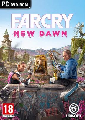 Far Cry New Dawn PC Cover