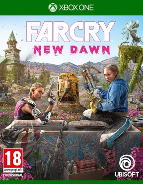Far Cry New Dawn Xbox One Cover
