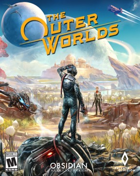 The Outer Worlds PC Cover