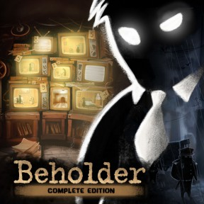 Beholder: Complete Edition Switch Cover