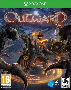 Outward Xbox One Cover