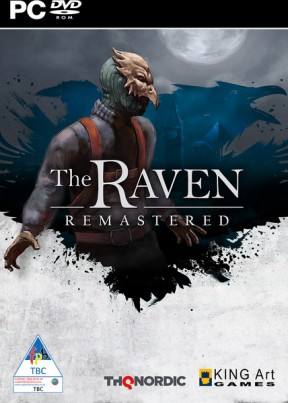 The Raven Remastered PC Cover