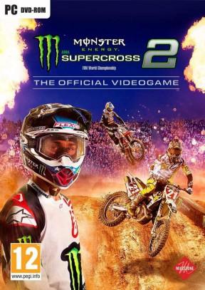 Monster Energy Supercross 2 PC Cover