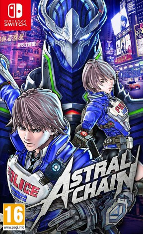 Astral Chain Switch Cover