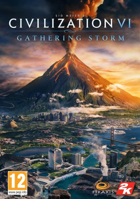 Sid Meier's Civilization VI: Gathering Storm PC Cover