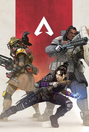 Apex Legends PS4 Cover