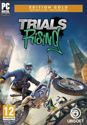 Trials Rising PC Cover
