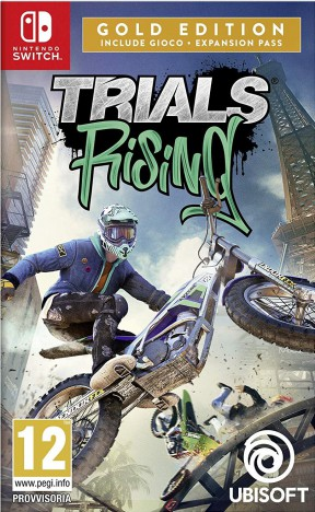 Trials Rising Switch Cover