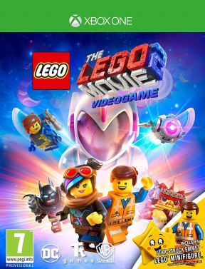 The LEGO Movie 2 Videogame Xbox One Cover