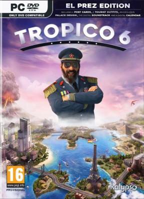 Tropico 6 PC Cover