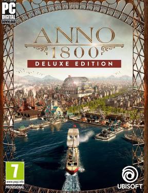 Anno 1800 PC Cover