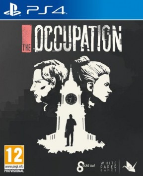 The Occupation PS4 Cover