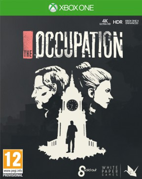 The Occupation Xbox One Cover