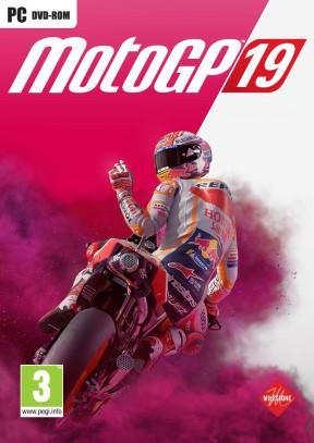 MotoGP 19 PC Cover