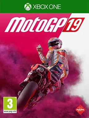 MotoGP 19 Xbox One Cover